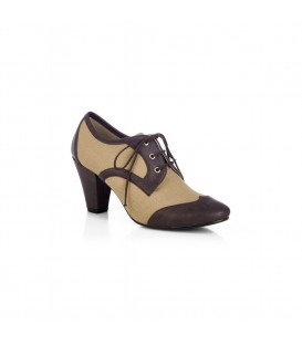 MARTHA HEEL BROWN