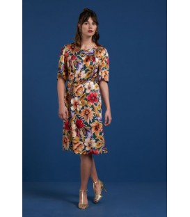 holly dress aquarelle