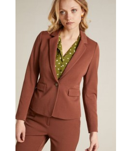 daisy blazer broadway brown